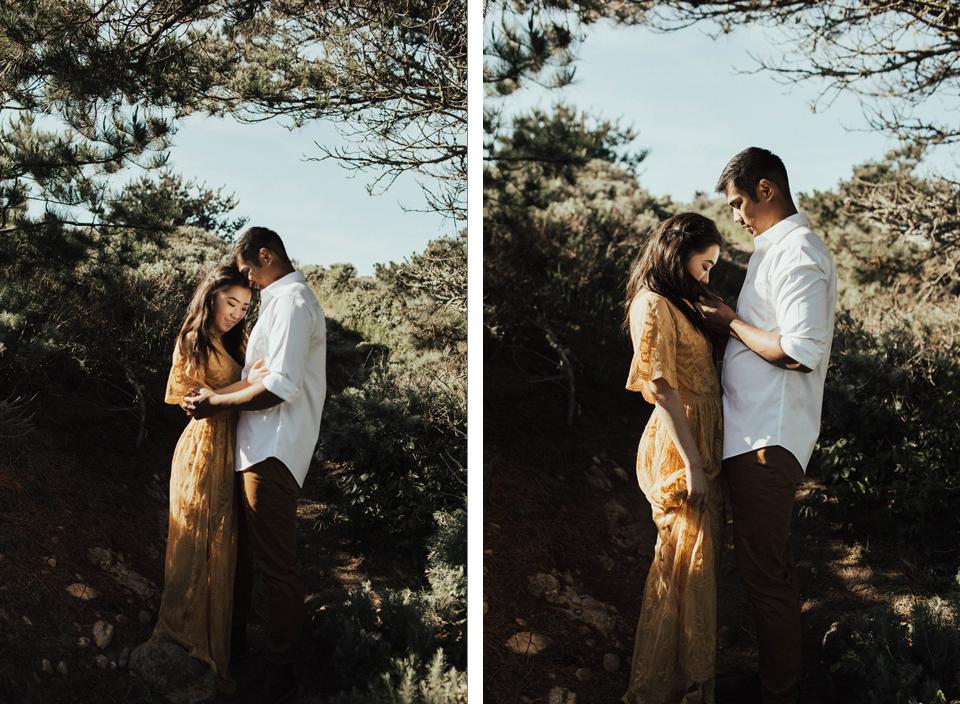 Big Sur Engagement Session - Michelle Larmand Photography003