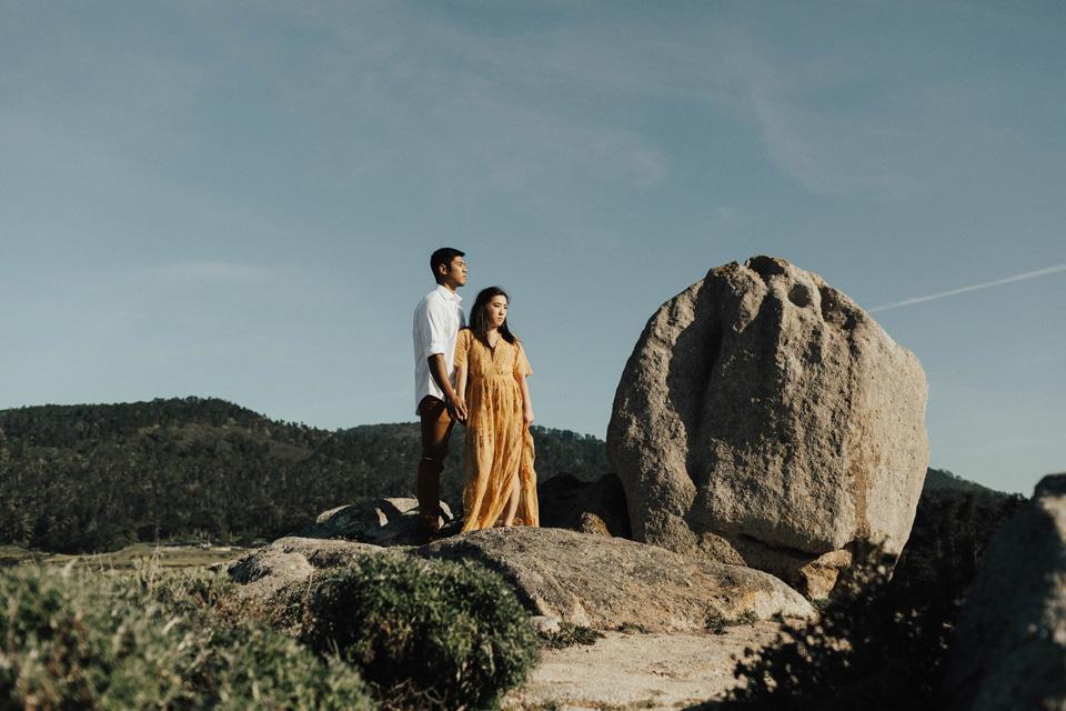 Big Sur Engagement Session - Michelle Larmand Photography008