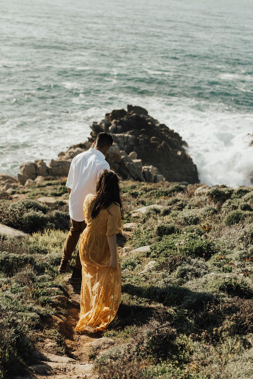 Big Sur Engagement Session - Michelle Larmand Photography015