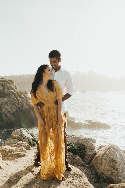 Big Sur Engagement Session - Michelle Larmand Photography030