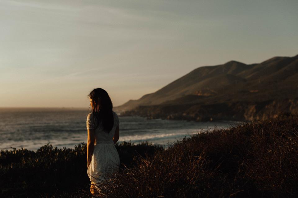 Big Sur Engagement Session - Michelle Larmand Photography034