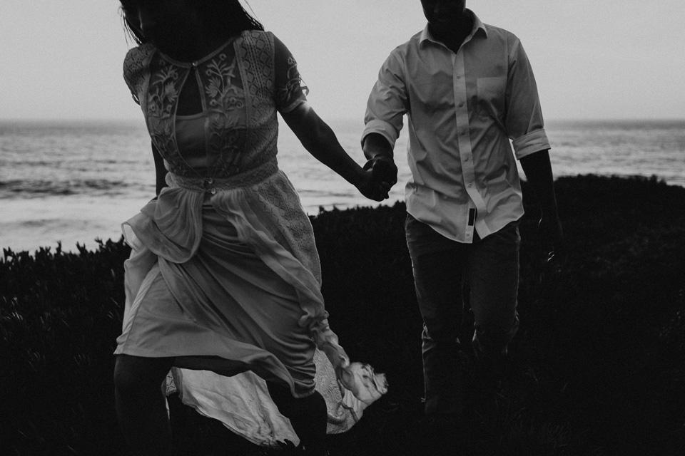 Big Sur Engagement Session - Michelle Larmand Photography042