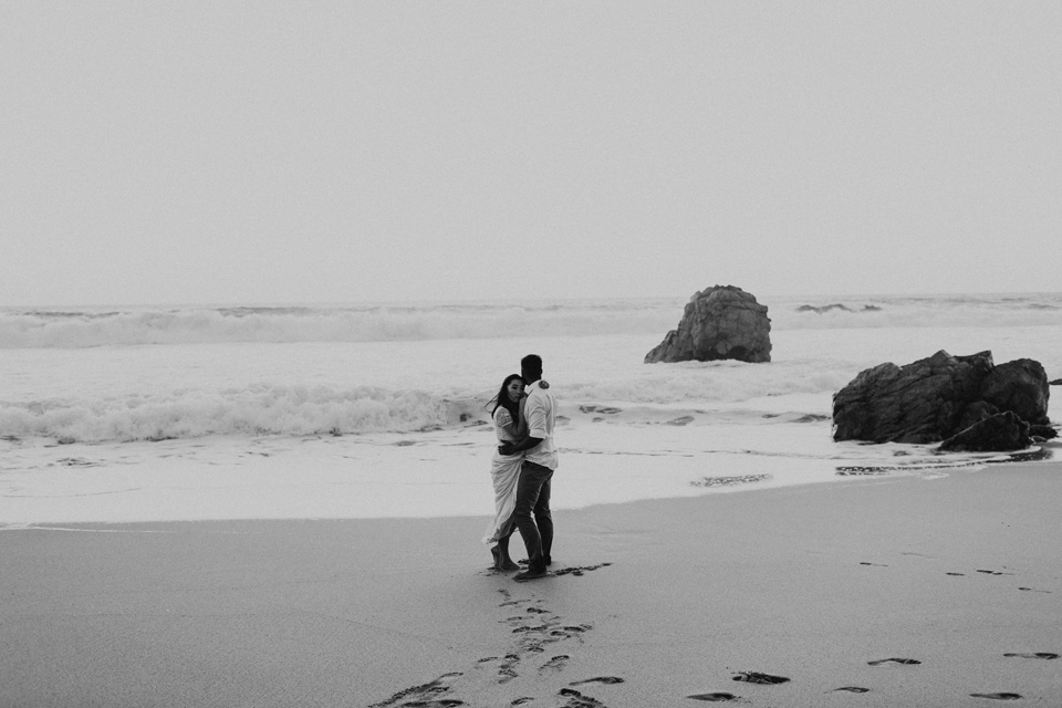 Big Sur Engagement Session - Michelle Larmand Photography049