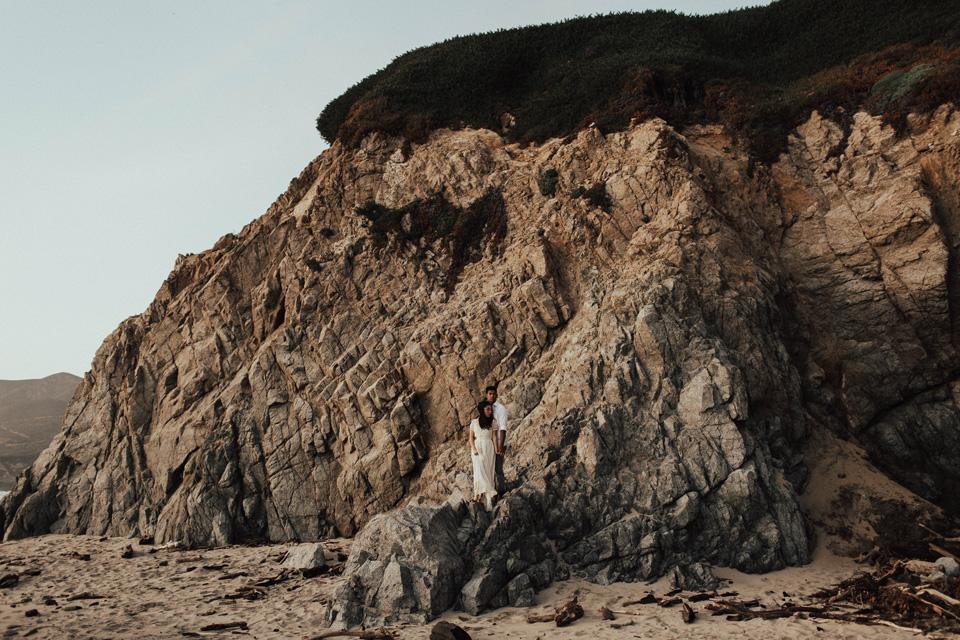 Big Sur Engagement Session - Michelle Larmand Photography053