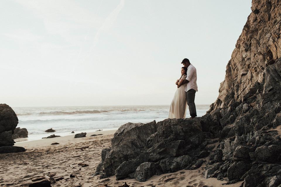 Big Sur Engagement Session - Michelle Larmand Photography055