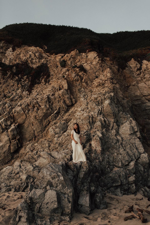 Big Sur Engagement Session - Michelle Larmand Photography056