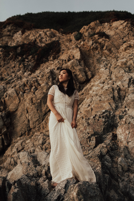 Big Sur Engagement Session - Michelle Larmand Photography057
