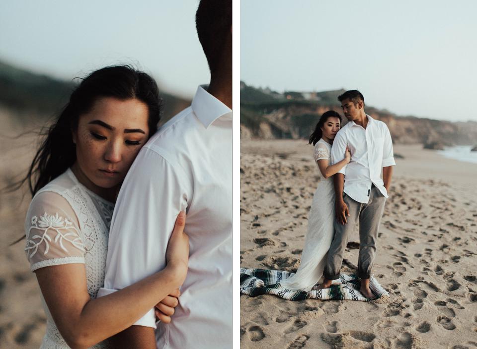 Big Sur Engagement Session - Michelle Larmand Photography064
