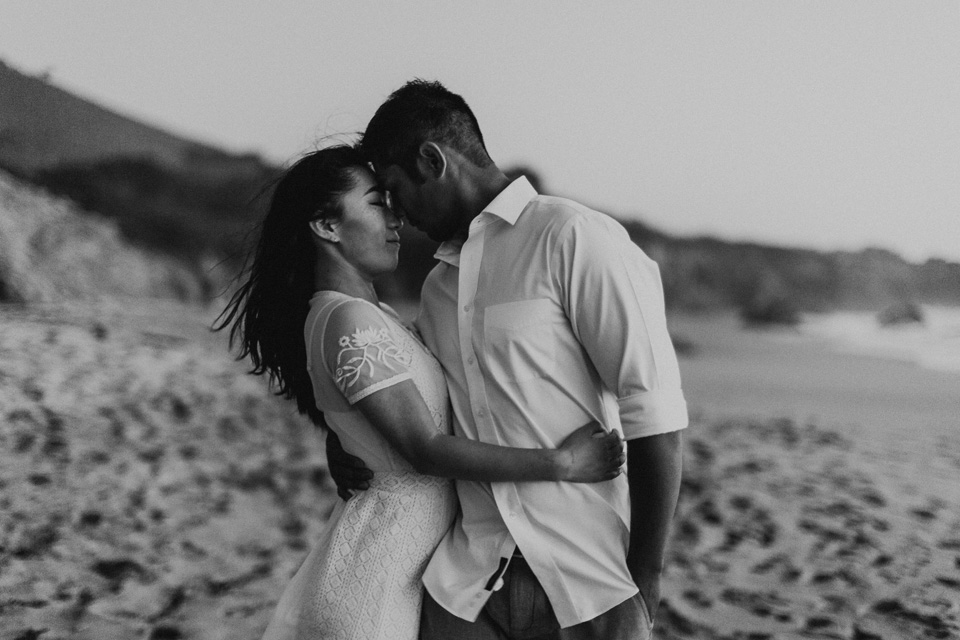 Big Sur Engagement Session - Michelle Larmand Photography065