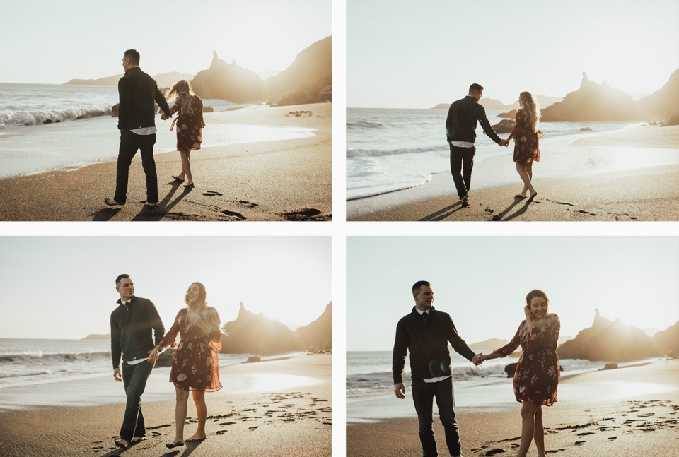 Black Sands Beach Couples Session - Michelle Larmand Photography003