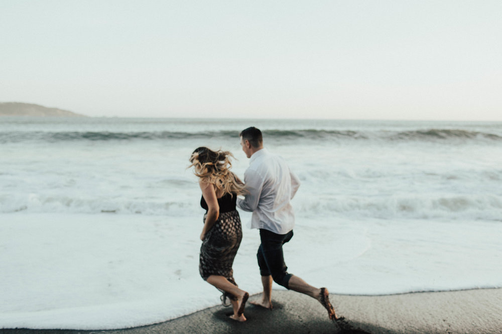 Black Sands Beach Couples Session - Michelle Larmand Photography025