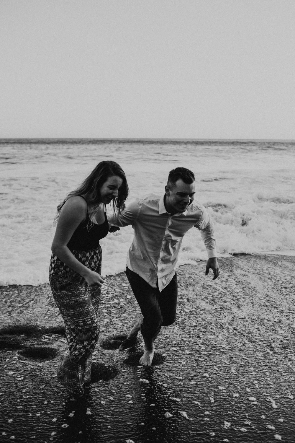 Black Sands Beach Couples Session - Michelle Larmand Photography027