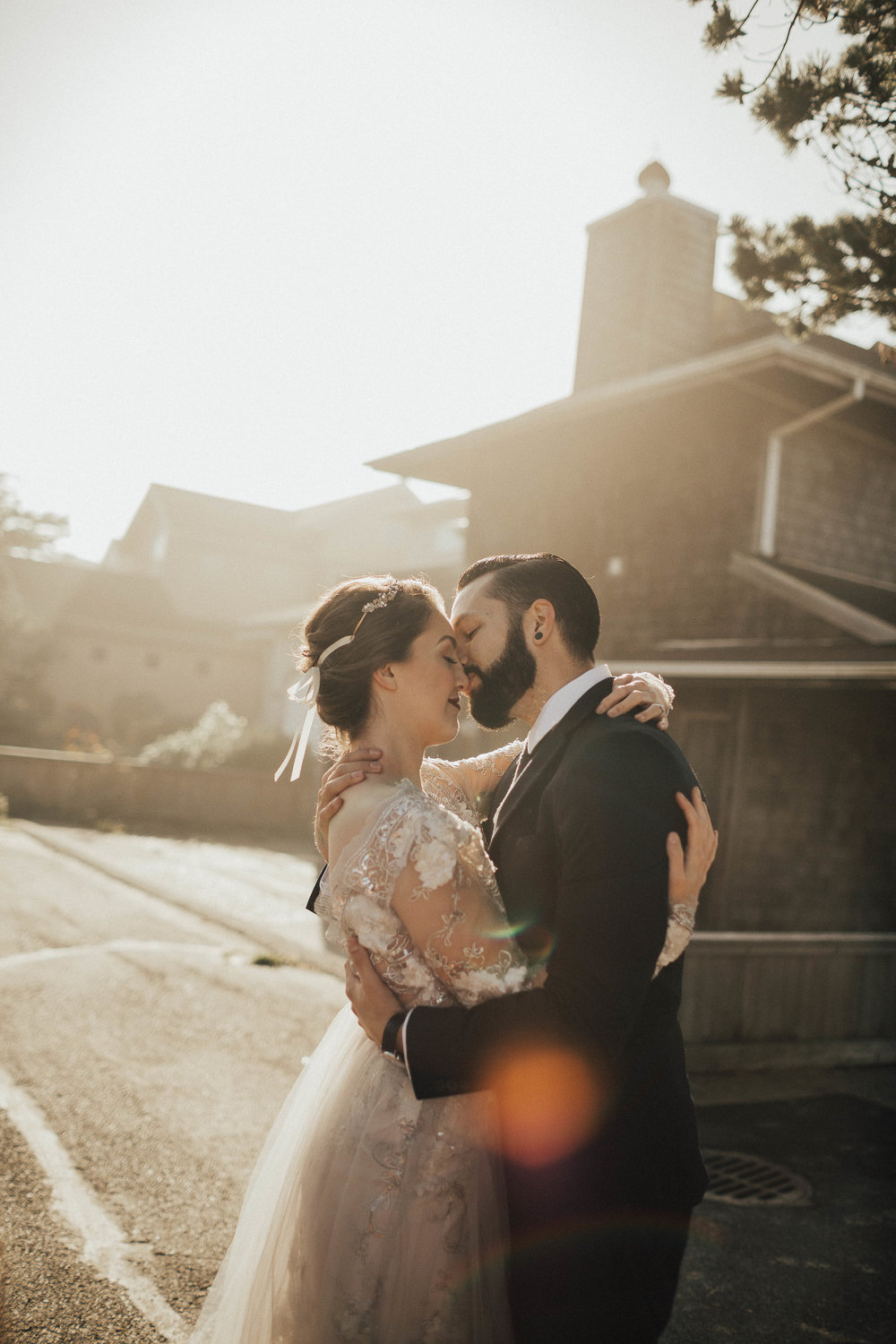 Cannon Beach Elopement - Michelle Larmand Photography - 006