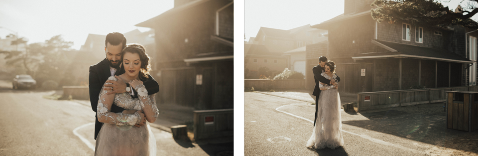 Cannon Beach Elopement - Michelle Larmand Photography - 009
