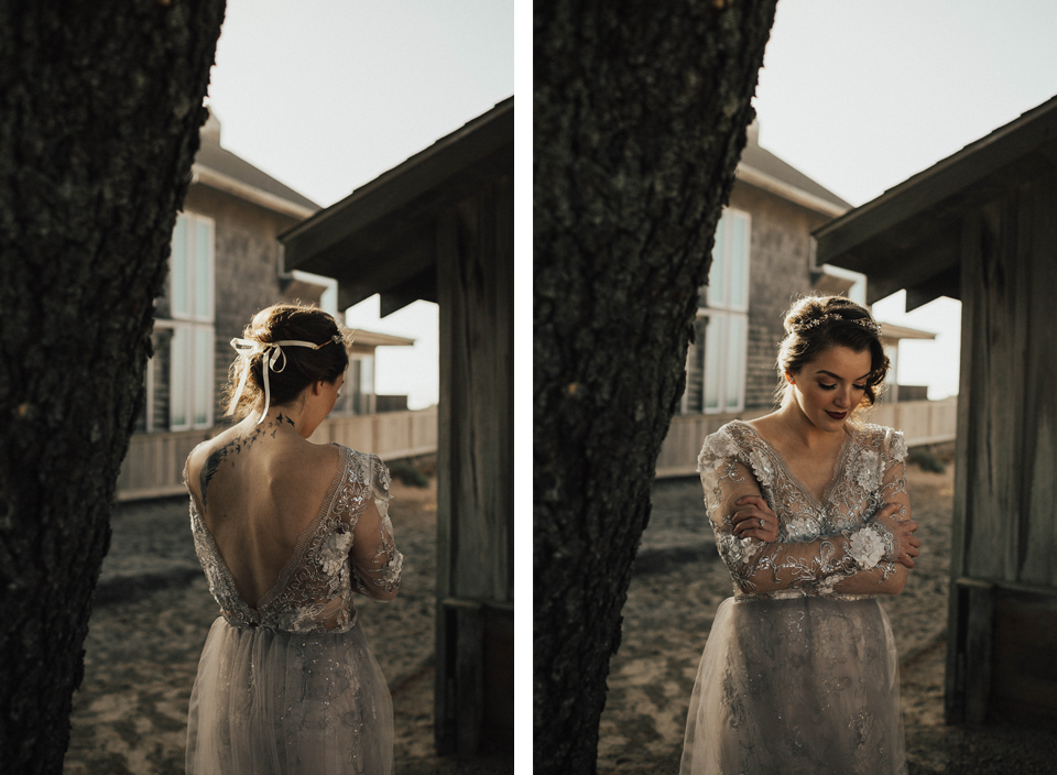 Cannon Beach Elopement - Michelle Larmand Photography - 023