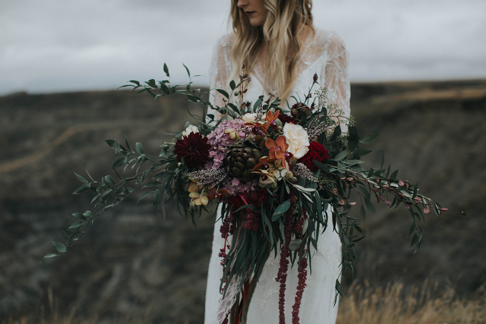 Drumheller Vow Renewal Elopement - Michelle Larmand Photography018