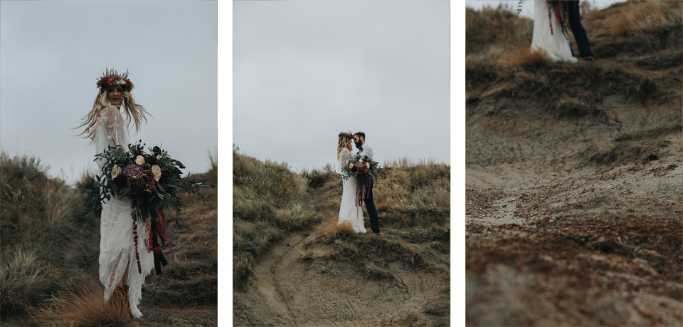 Drumheller Vow Renewal Elopement - Michelle Larmand Photography035