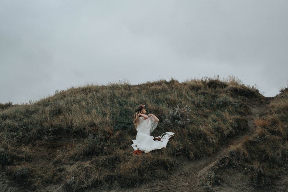 Drumheller Vow Renewal Elopement - Michelle Larmand Photography051