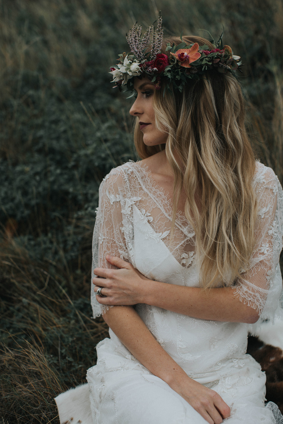 Drumheller Vow Renewal Elopement - Michelle Larmand Photography052