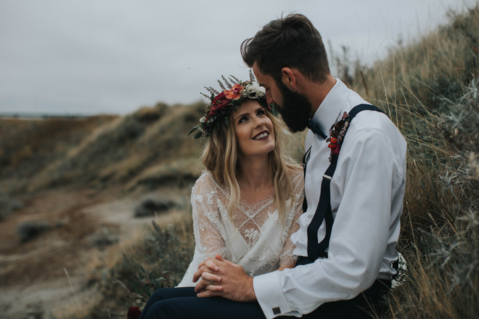 Drumheller Vow Renewal Elopement - Michelle Larmand Photography060
