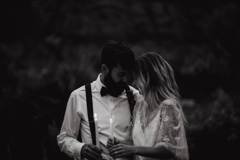 Drumheller Vow Renewal Elopement - Michelle Larmand Photography101