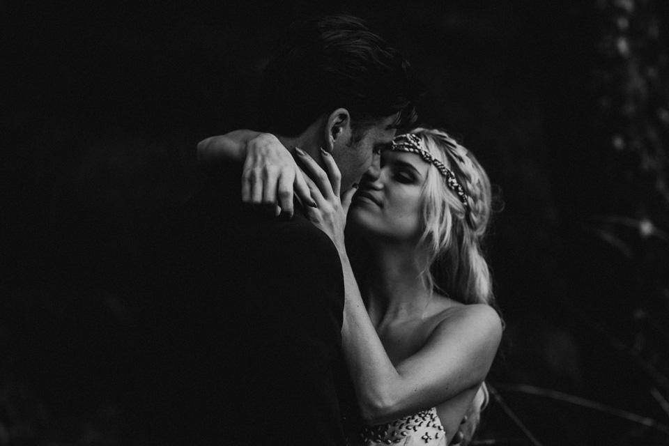 Hug Point Oregon Elopement - Michelle Larmand Photography -005