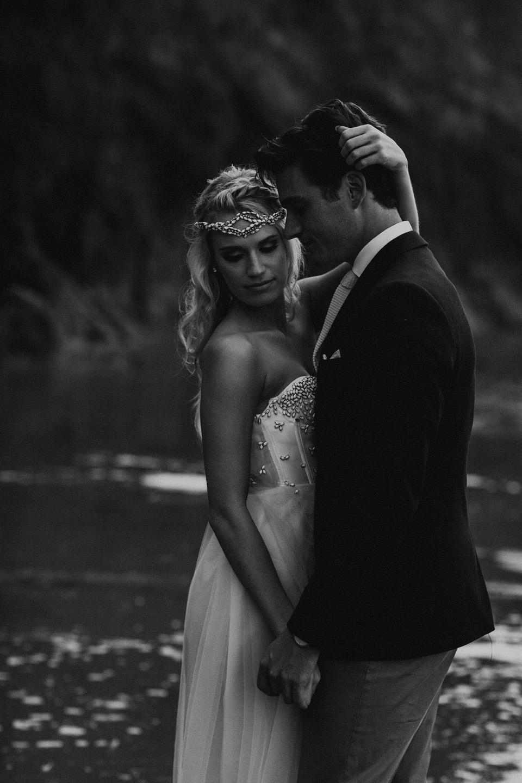 Hug Point Oregon Elopement - Michelle Larmand Photography -025