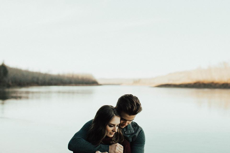 Michelle Larmand Photography adventure engagement session - edmonton wedding photographer028