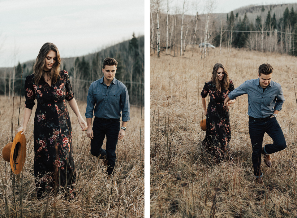 Michelle Larmand Photography adventure engagement session - edmonton wedding photographer046