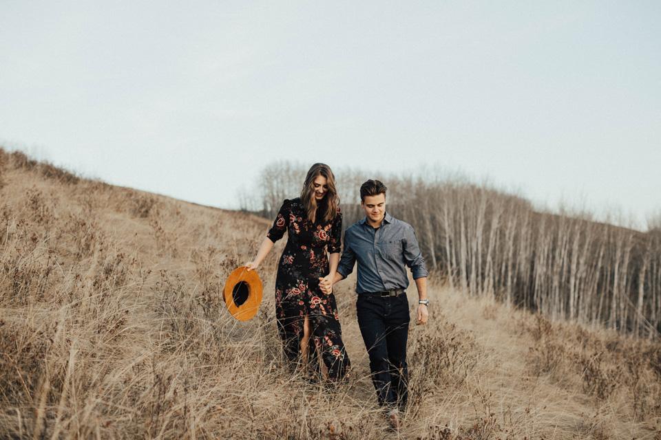 Michelle Larmand Photography adventure engagement session - edmonton wedding photographer050