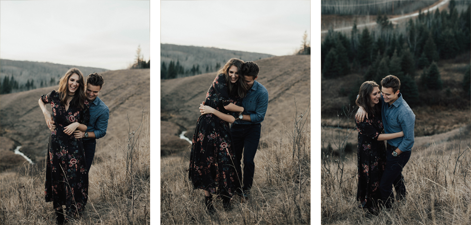 Michelle Larmand Photography adventure engagement session - edmonton wedding photographer057