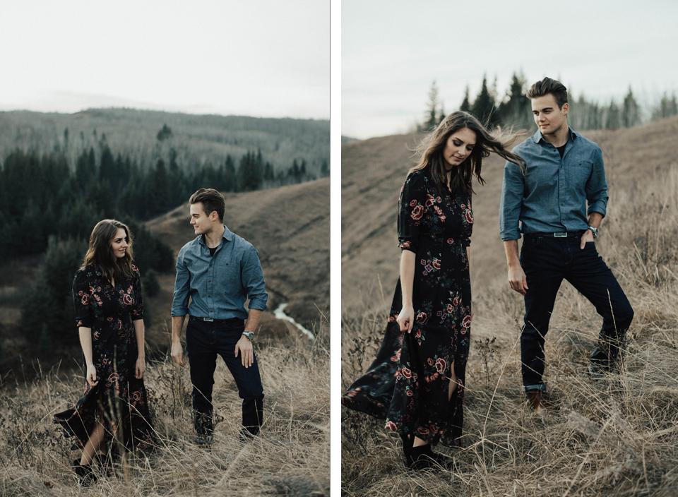 Michelle Larmand Photography adventure engagement session - edmonton wedding photographer071