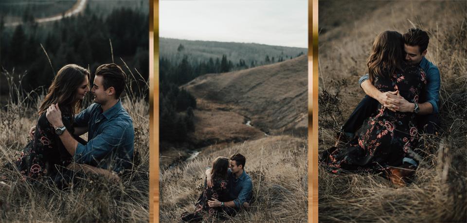 Michelle Larmand Photography adventure engagement session - edmonton wedding photographer074