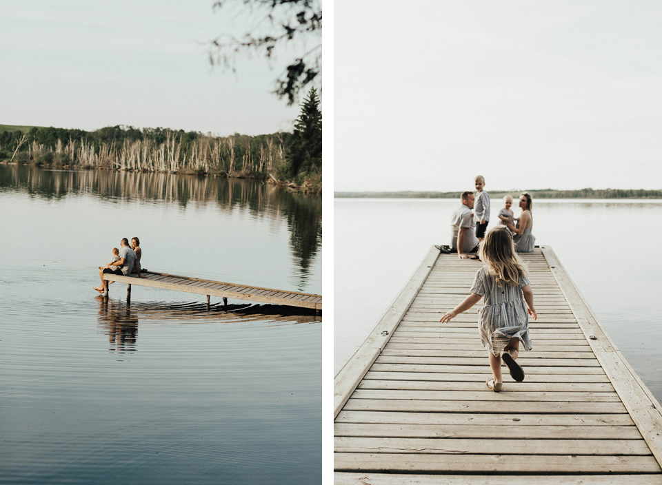 Summer lakeside family session - Michelle Larmand Photography - 007