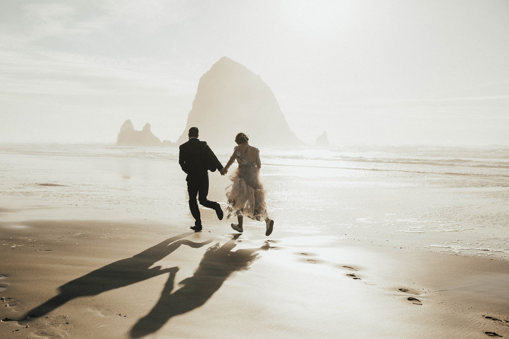 Cannon Beach Elopement - Michelle Larmand Photography - 107.jpg