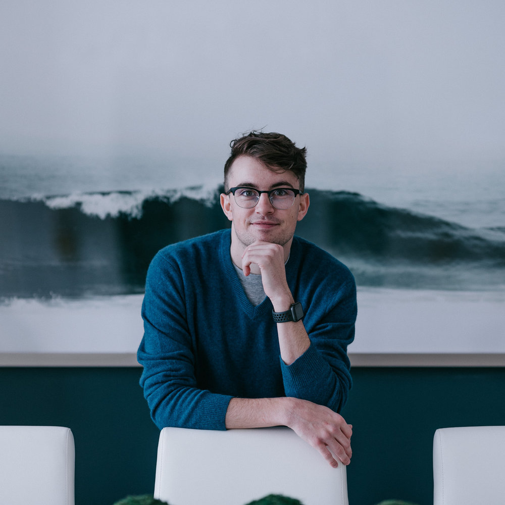 Logan Buehrer   Co-Founder & COO