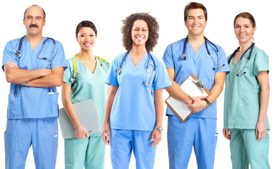 Nurses on white background.png