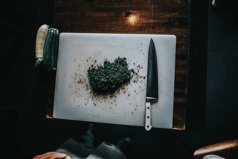les débutants en cuisine