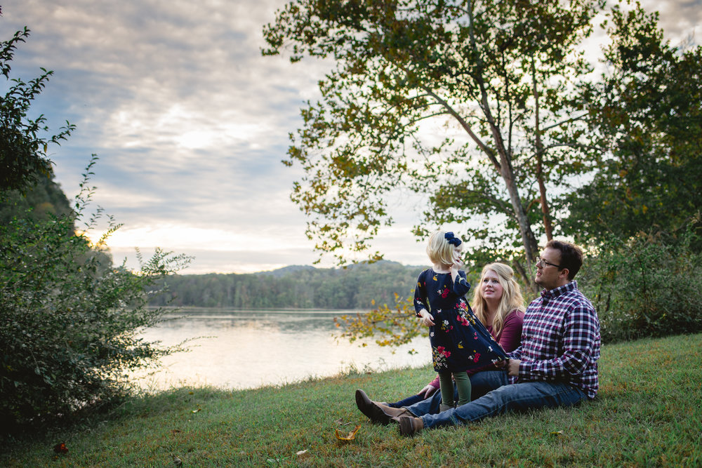 knoxville Tennessee family photographer