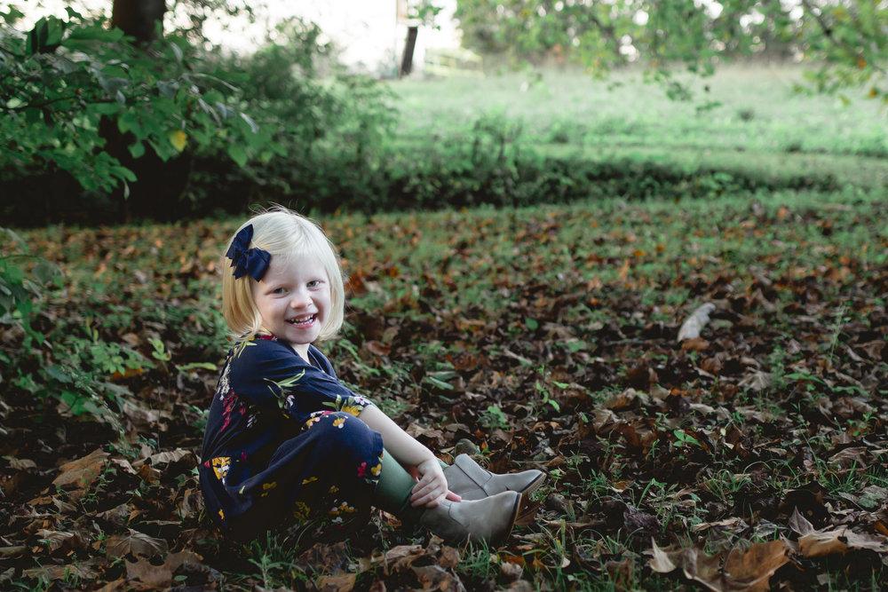 Knoxville child portraits