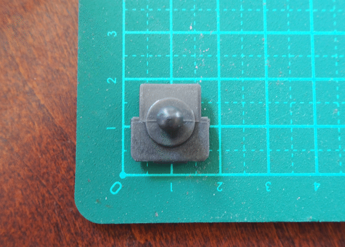 small plastic part