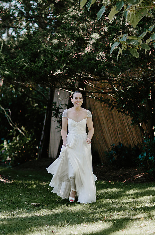Reem Acra Wedding Dress featured on LOVE FIND CO.