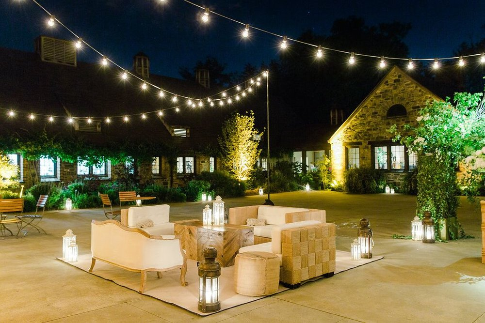 Venue & Catering: Blue Hill at Stone Barns   Band: Rhythm Collective from Elan Artists   Florals: Stone Kelly    Rentals: Stone Kelly   Lighting: Pegasus   Beauty: Facetime Beauty   Dress: Vera Wang   Stationery: Venamour  Photography: Heather Waraksa   Videography: Reuben (Ira Lippke)