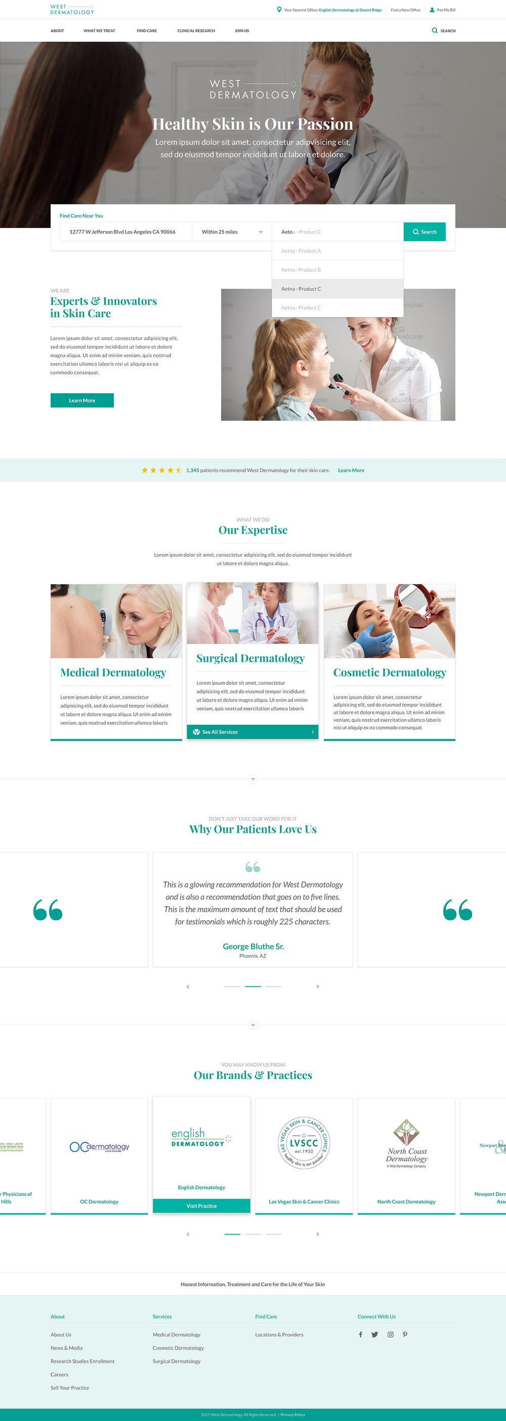 West Dermatology — Geoff Roseborough
