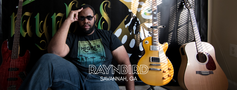 TAP/CLICK IMAGE FOR TICKETS AND DETAILS   Location: 201 Tapas Lounge, Savannah GA  Performing Artists: Raynbird  Date: August 18, 2019  Time: 9pm