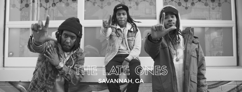 TAP/CLICK IMAGE FOR TICKETS AND DETAILS   Location: 201 Tapas Lounge, Savannah GA  Performing Artists: The Late Ones, Raynbird w/ Xuluprophet, Soundmedicine  Date: September 15, 2019  Time: 9pm