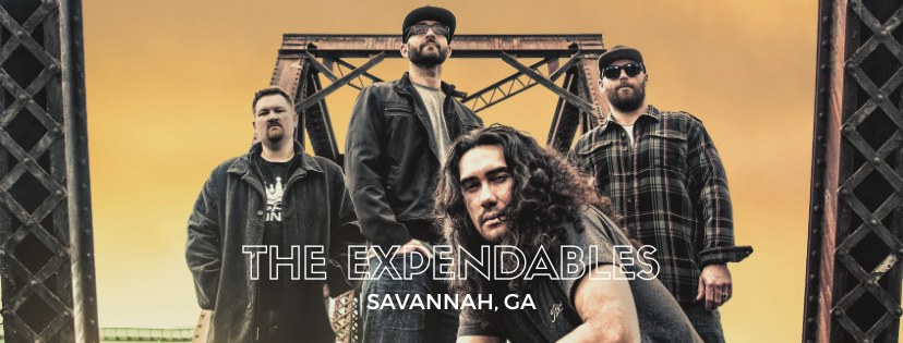 TAP/CLICK IMAGE FOR TICKETS AND DETAILS   Location: 201 Tapas Lounge, Savannah GA  Performing Artists: The Expendables, Raynbird w/ Xuluprophet, DJ Ras Imon  Date: November 23, 2019  Time: 9pm