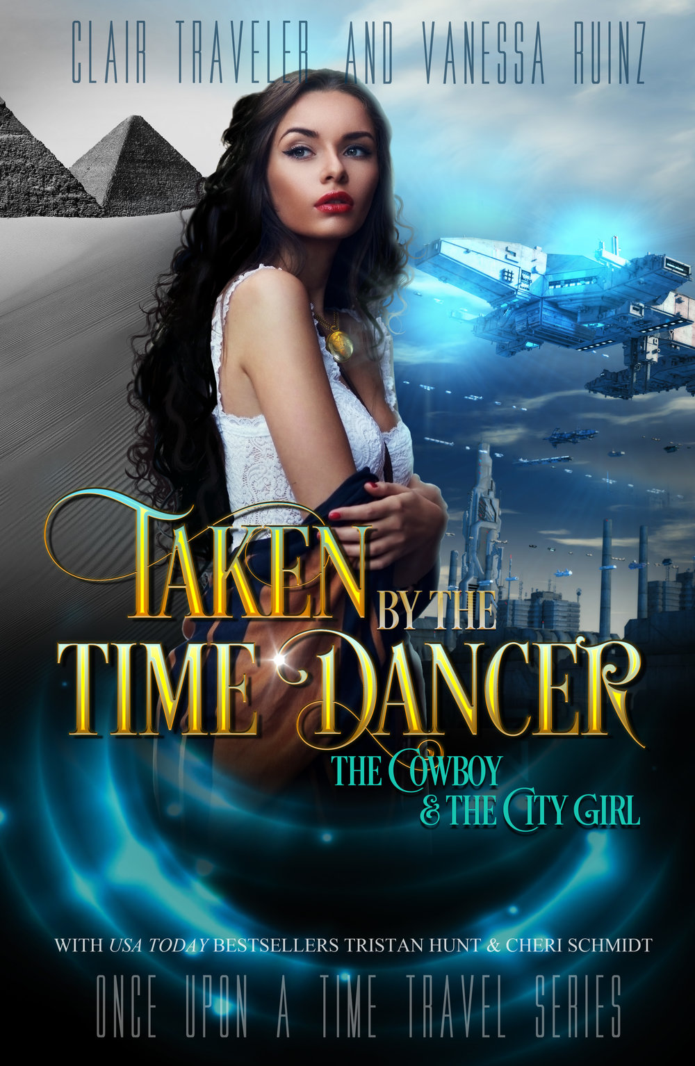 Once Upon a Time Travel - 1. Time Dancer2. Taken by the Time Dancer3. Trial of the Time Dancer****A time-traveling cowboy from the Old West meets his match in a savvy city girl from present-day New York!Billy the kid meets Back to the Future and 'the hilarity ensues!' Time Dancer is a romantic romp THROUGH the ages!