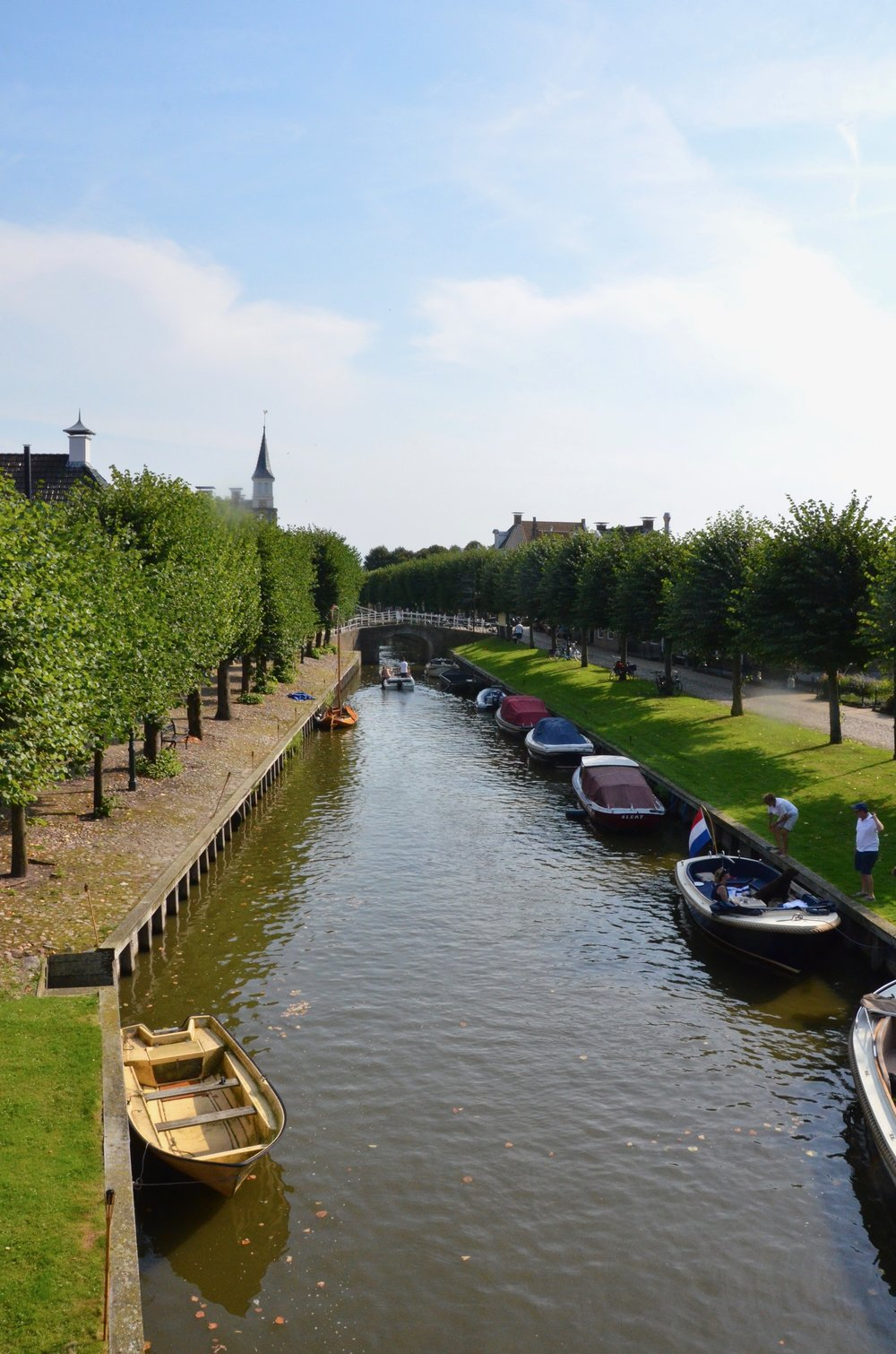 Sloten, Holland