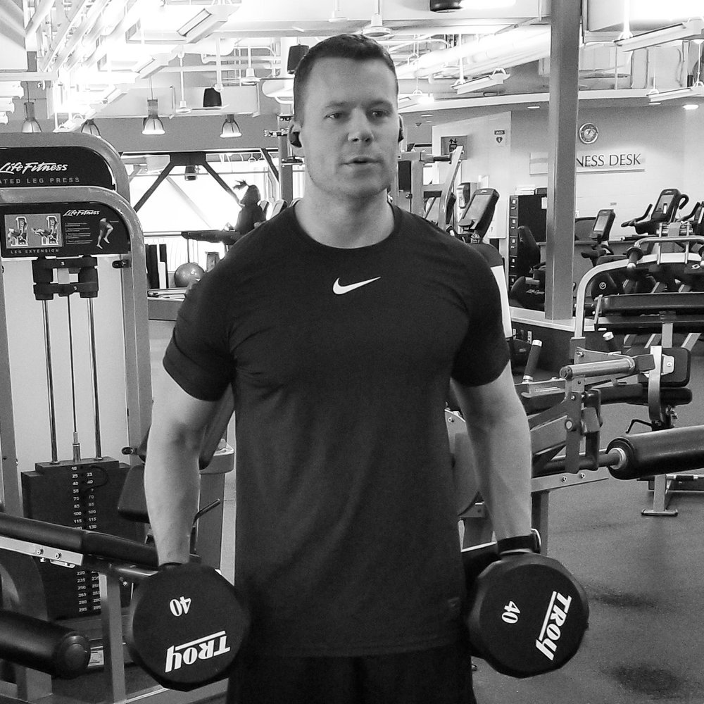 Dan Beck - NASM certified personal trainer